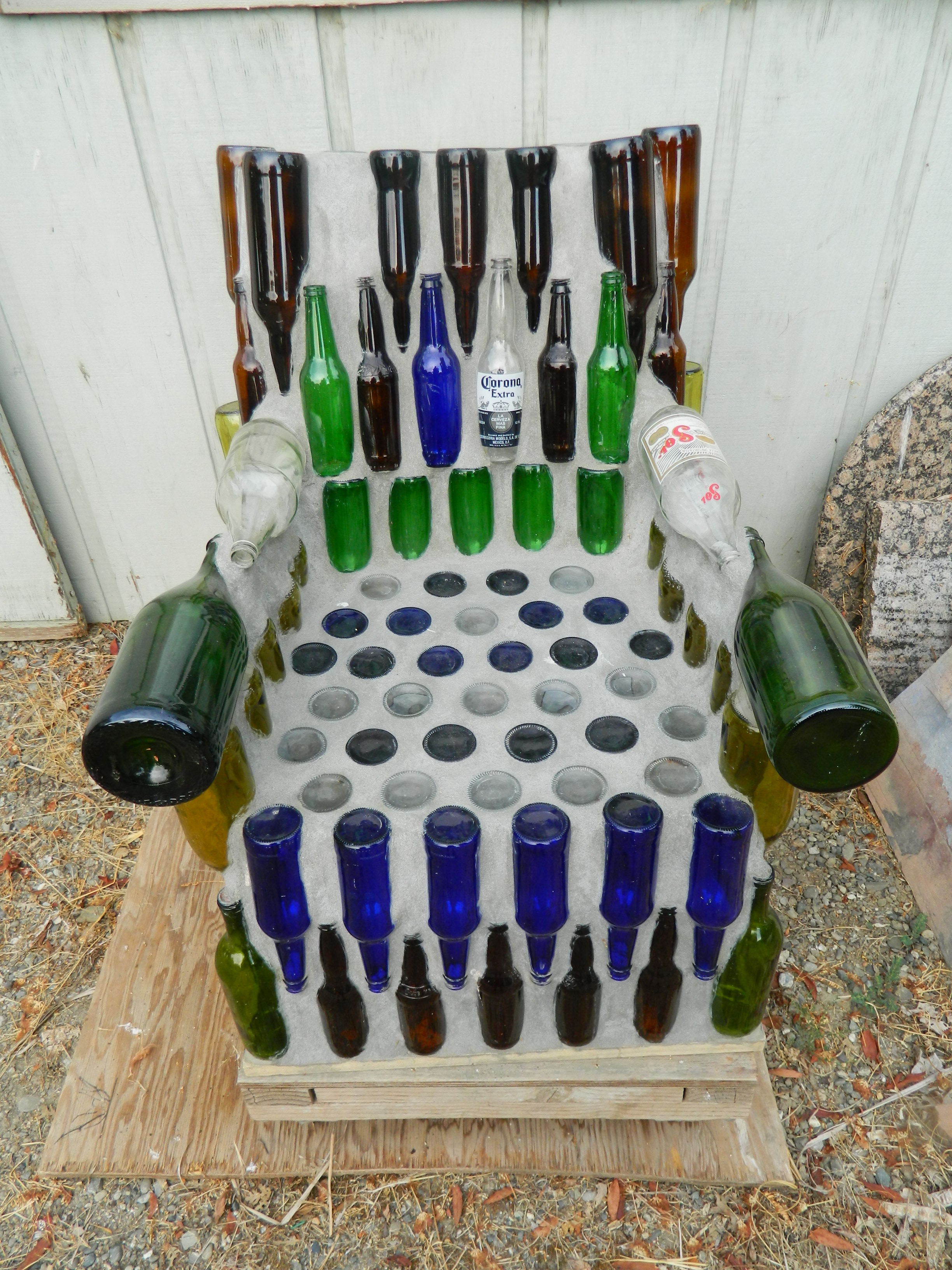 """Bottle Sofa Chair"" 2010"