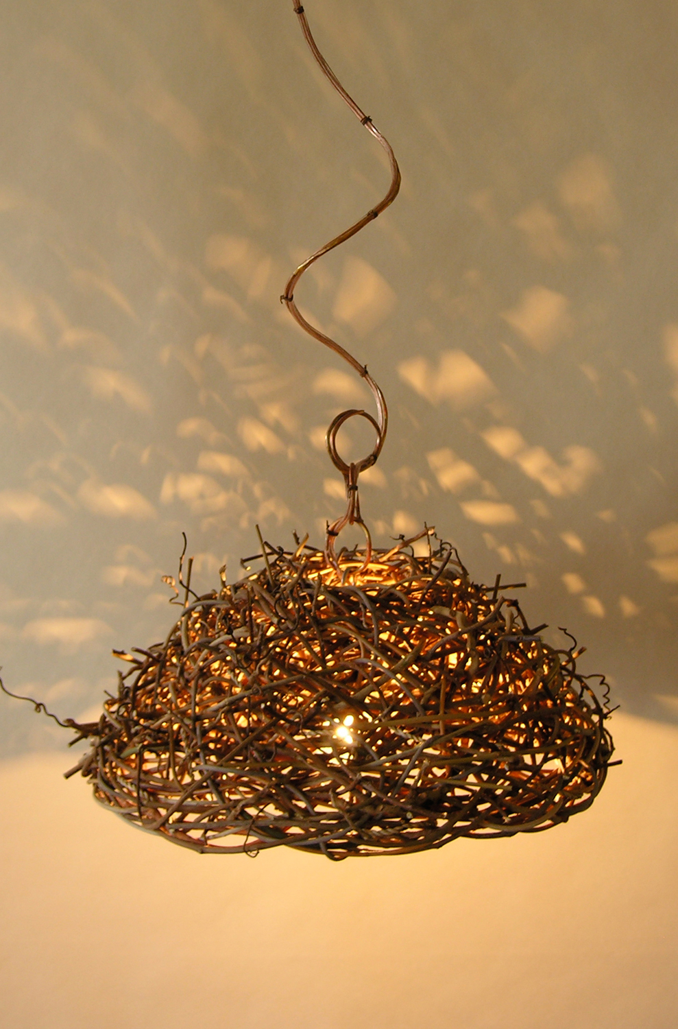 Shade Twinkle Pendant Natural Colors