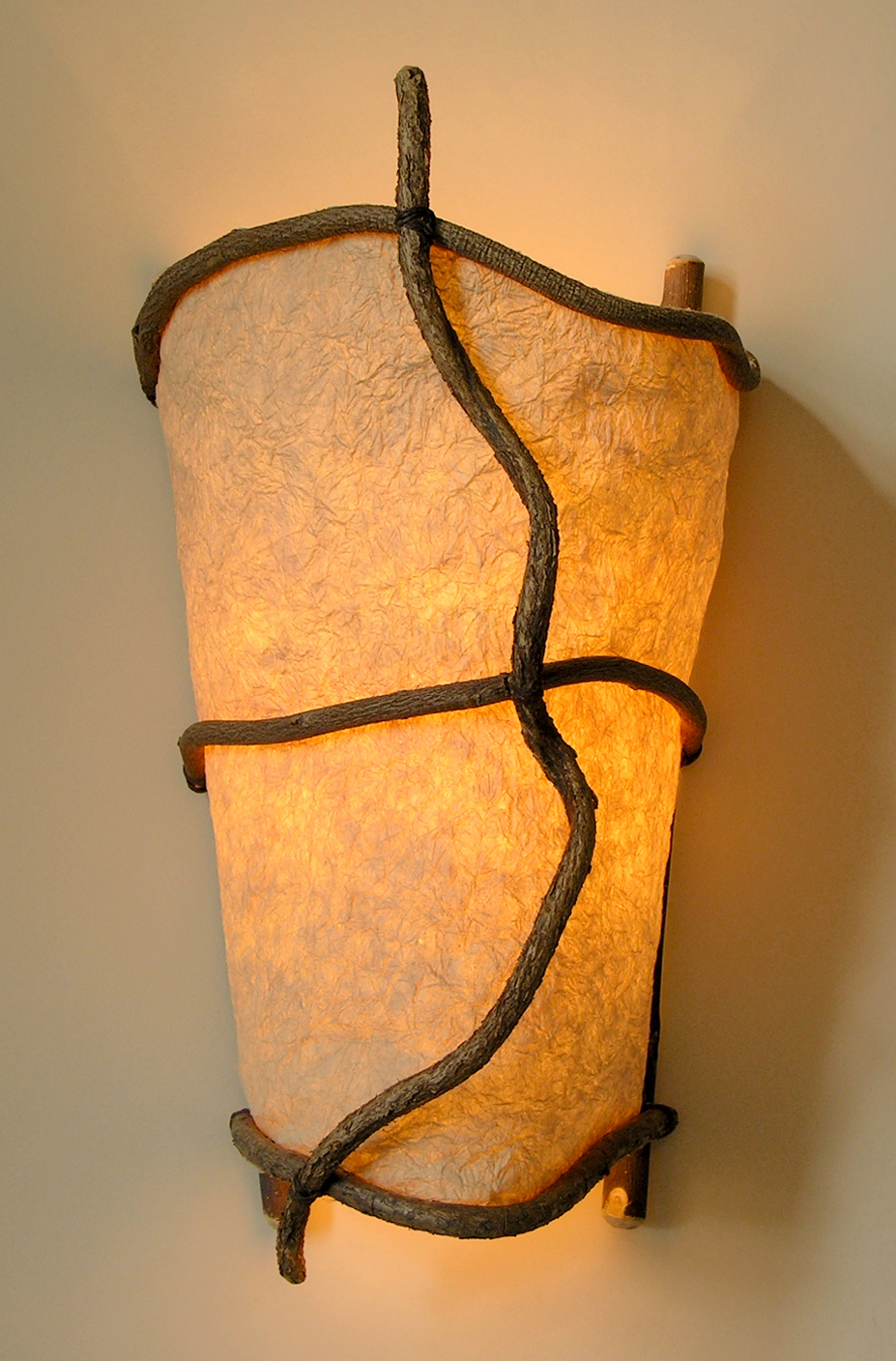 Copy of Cocoon Sconce