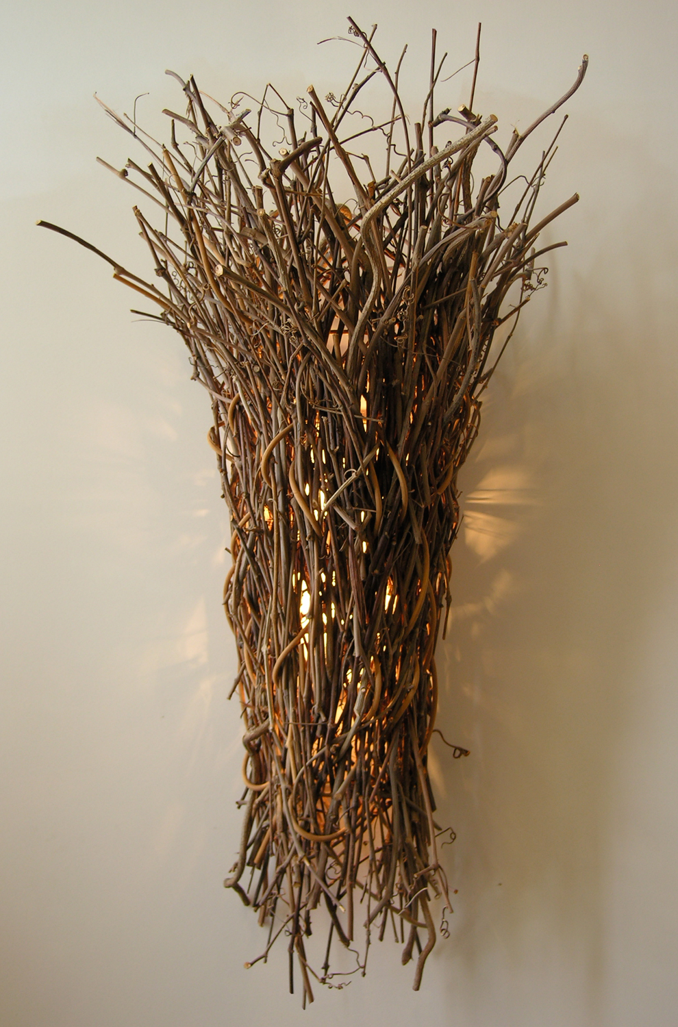 Thicket Long Sconce
