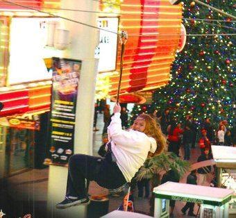 Kelly Saves Christmas