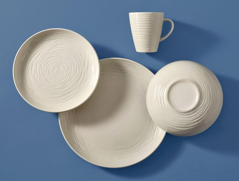 Spool Dinnerware / Crate & Barrel 2012 — OLIVIA BARRY