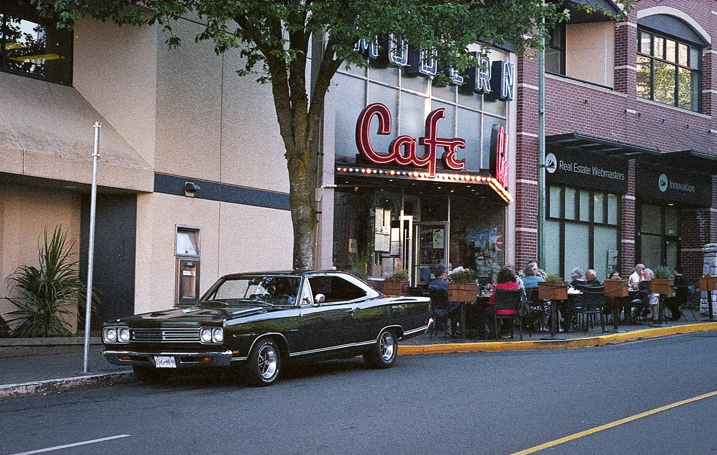 Downtown Nanaimo British Columbia