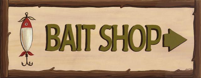 S245 - Bait Shop