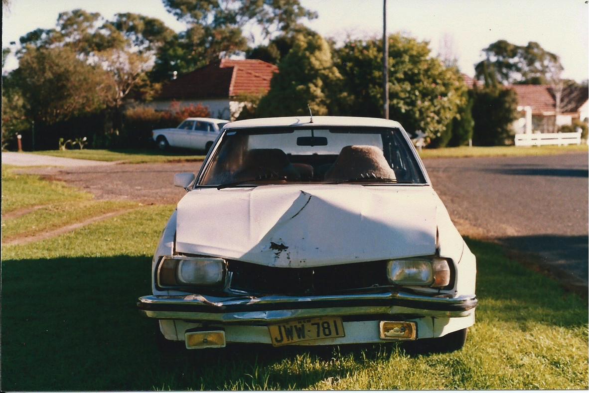 Smashed-Car