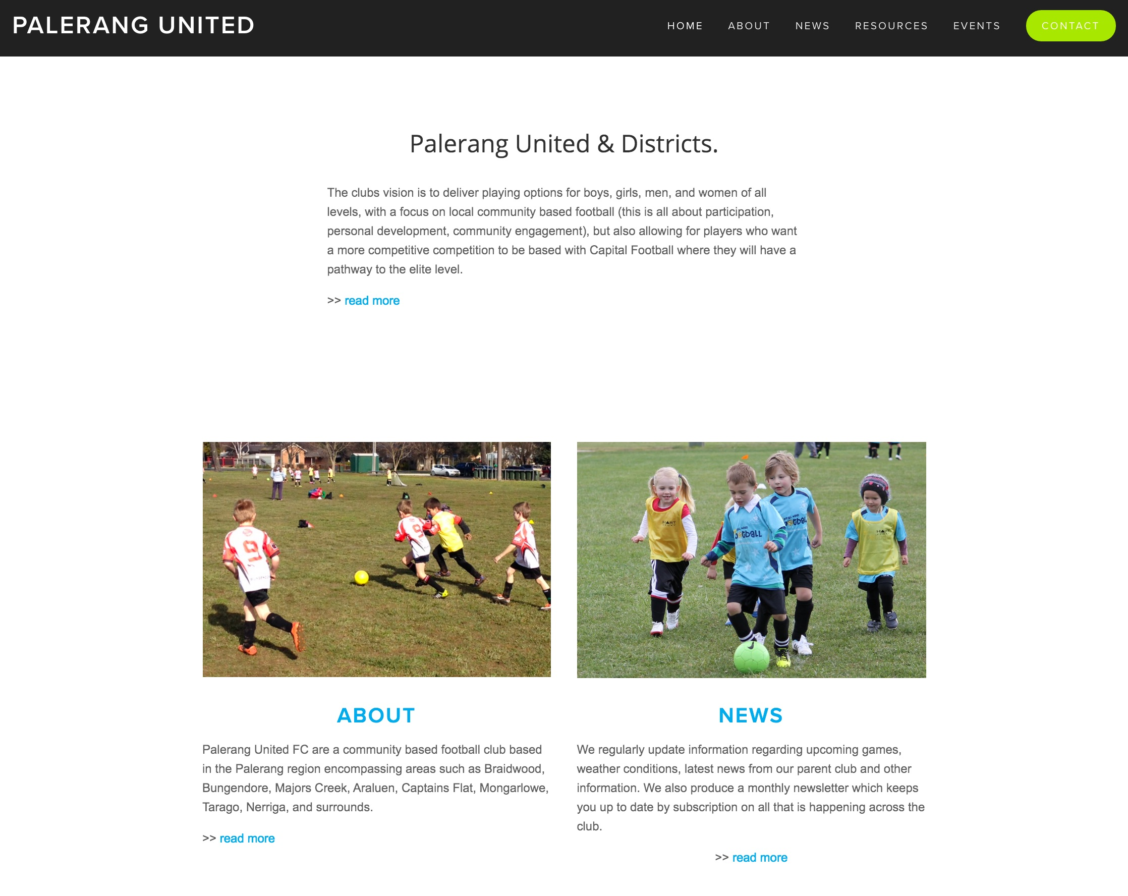 palerang-united