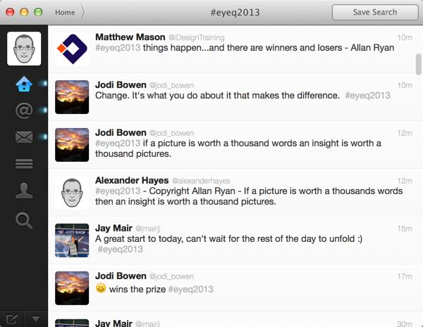 Screenshot: Alexander Hayes: Online workshop debate.