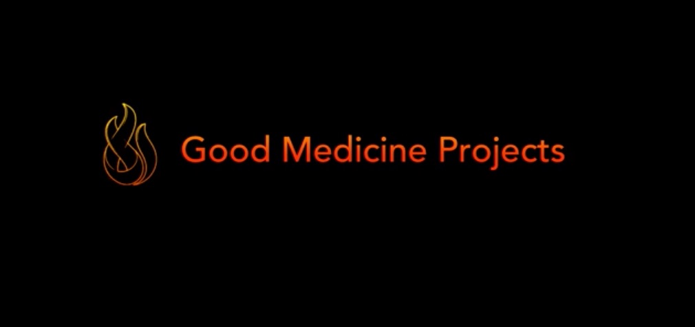Image: Good Medicine Projects Logo