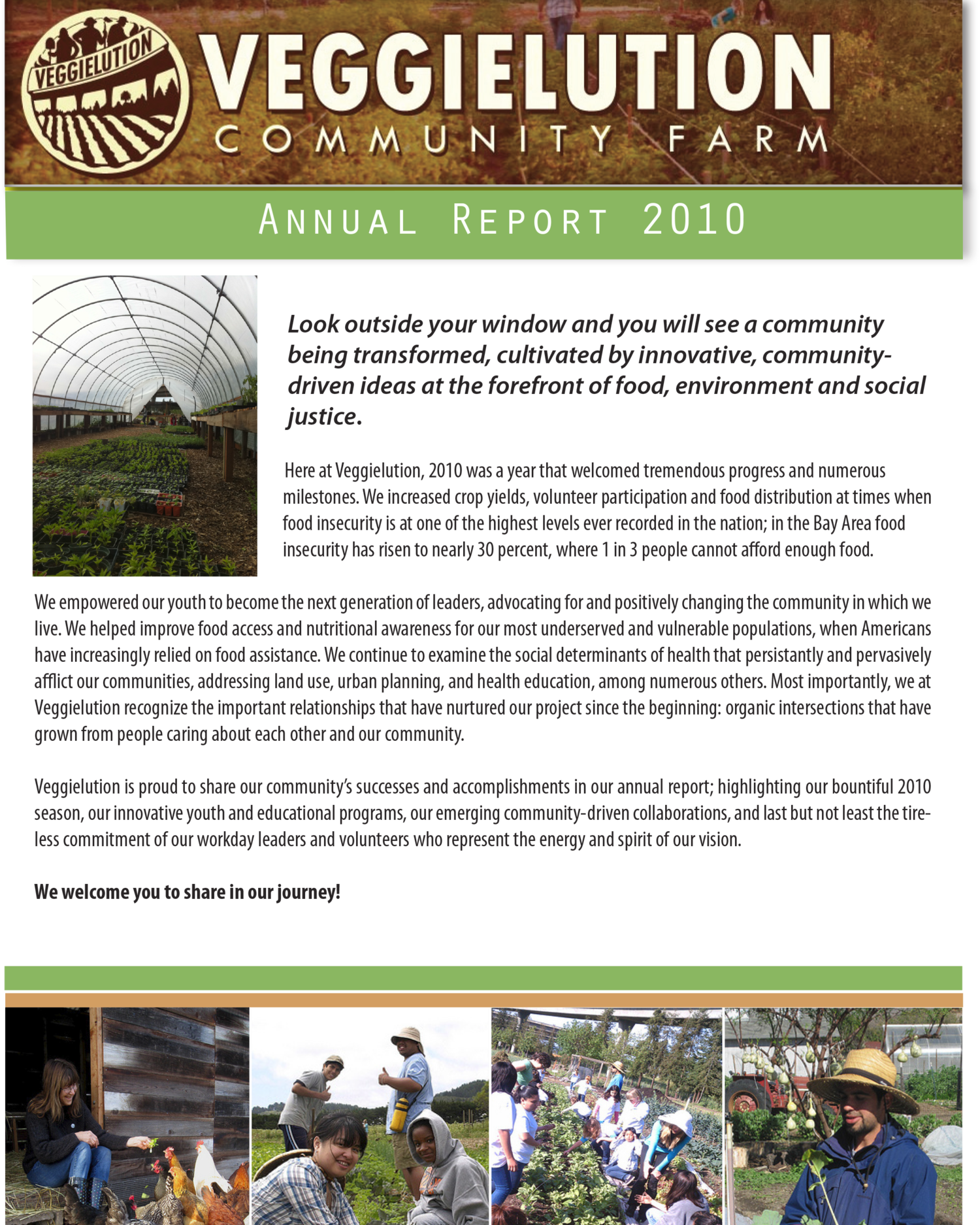Read our 2010 Report