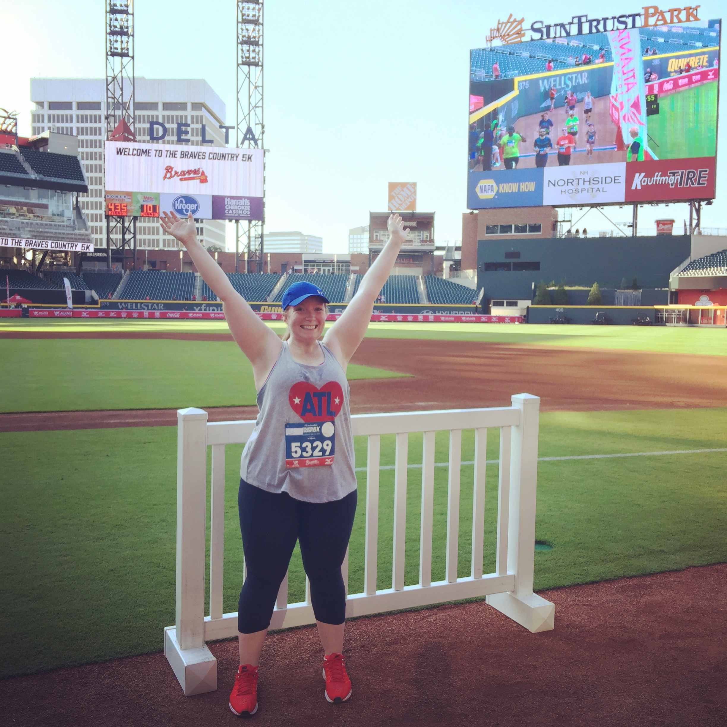 2017 Braves Country 5K