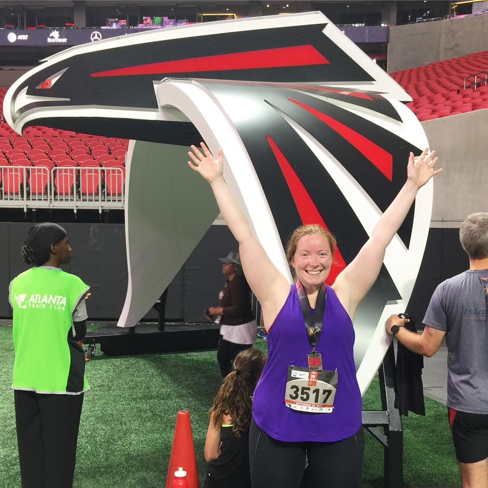 2017 Mercedes-Benz Stadium Falcons 5K