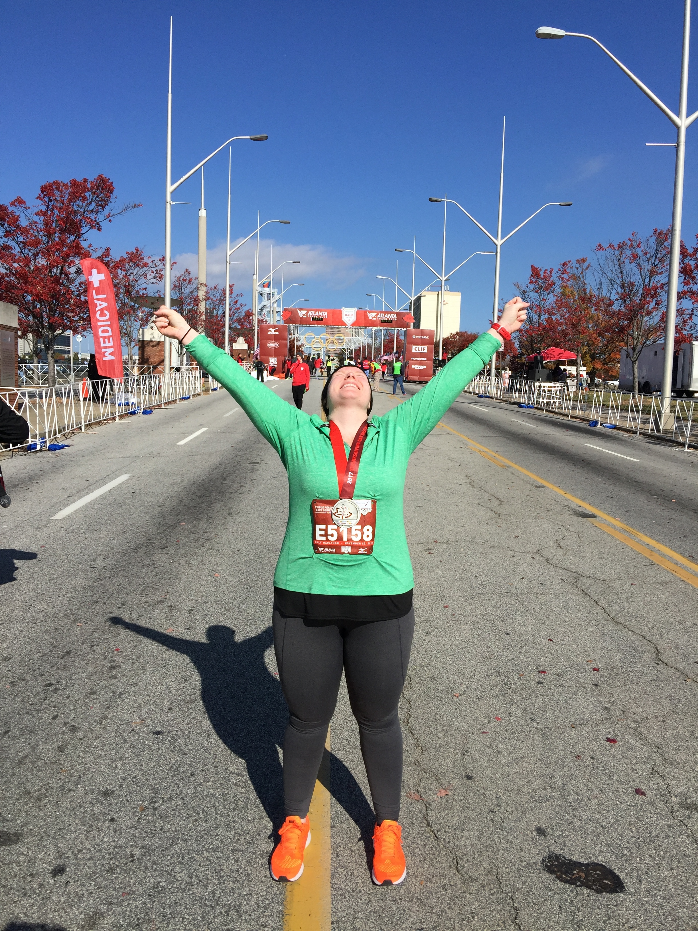 2017 Thanksgiving Half Marathon