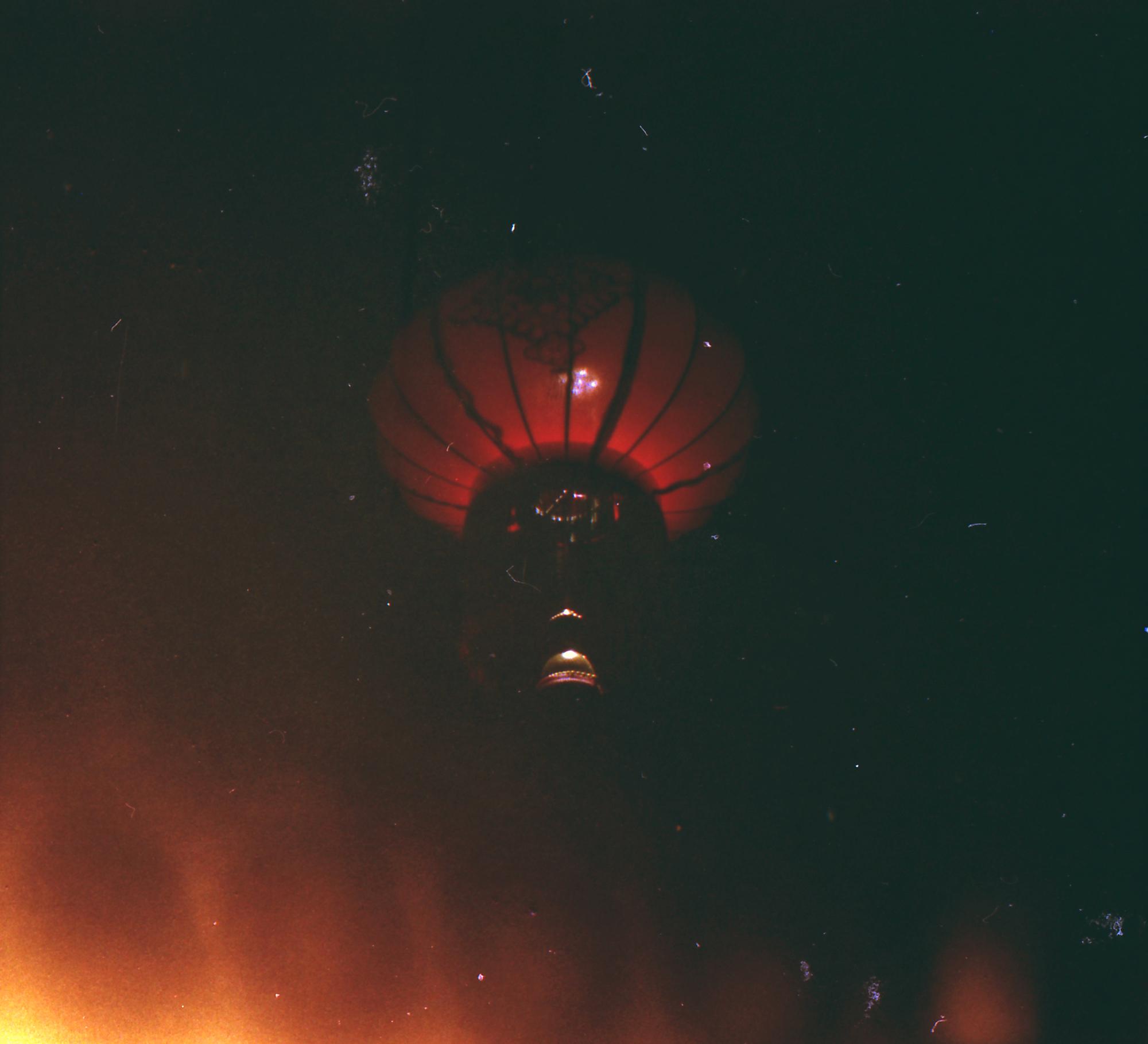 Étoile rouge - 35mm - Diana Mini - Fujifilm Superia 400