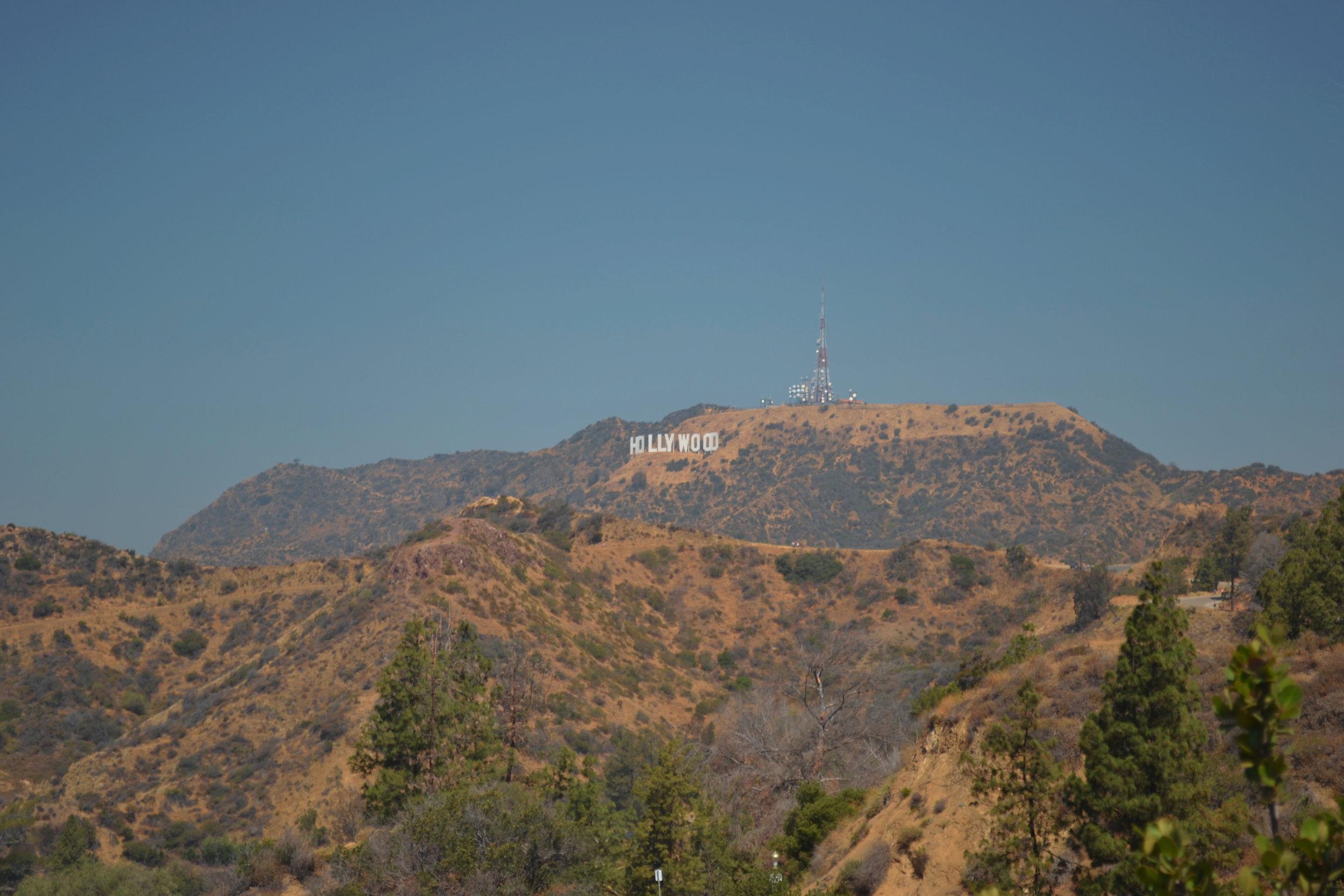 Hollywood. Nikon D3100.