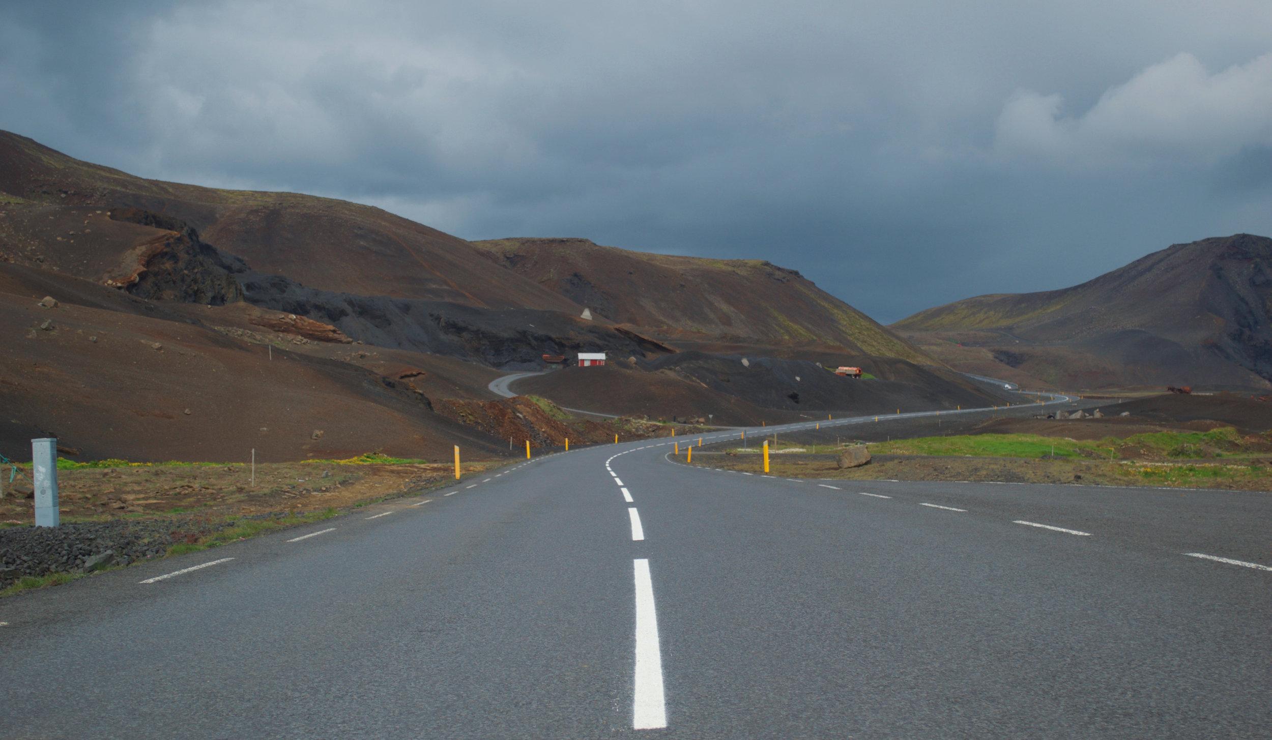 Somewhere in Iceland. Nikon D3100.