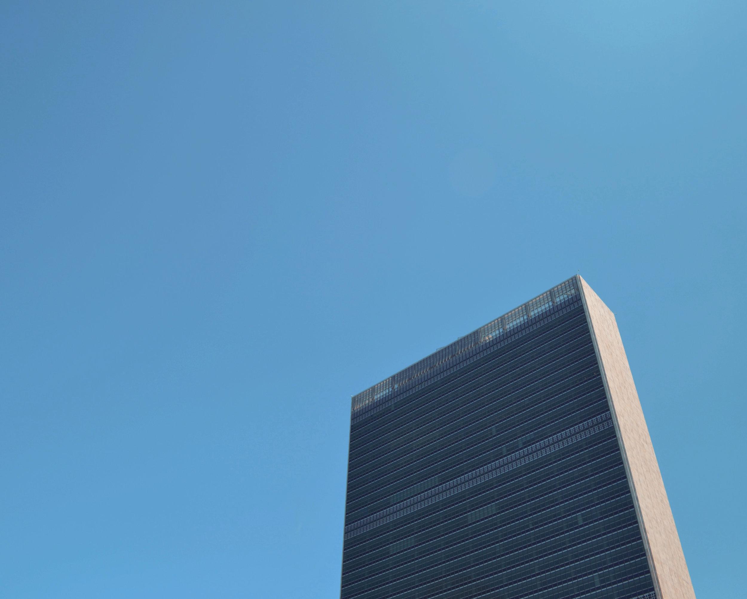 United Nation, NYC. Nikon D3100.