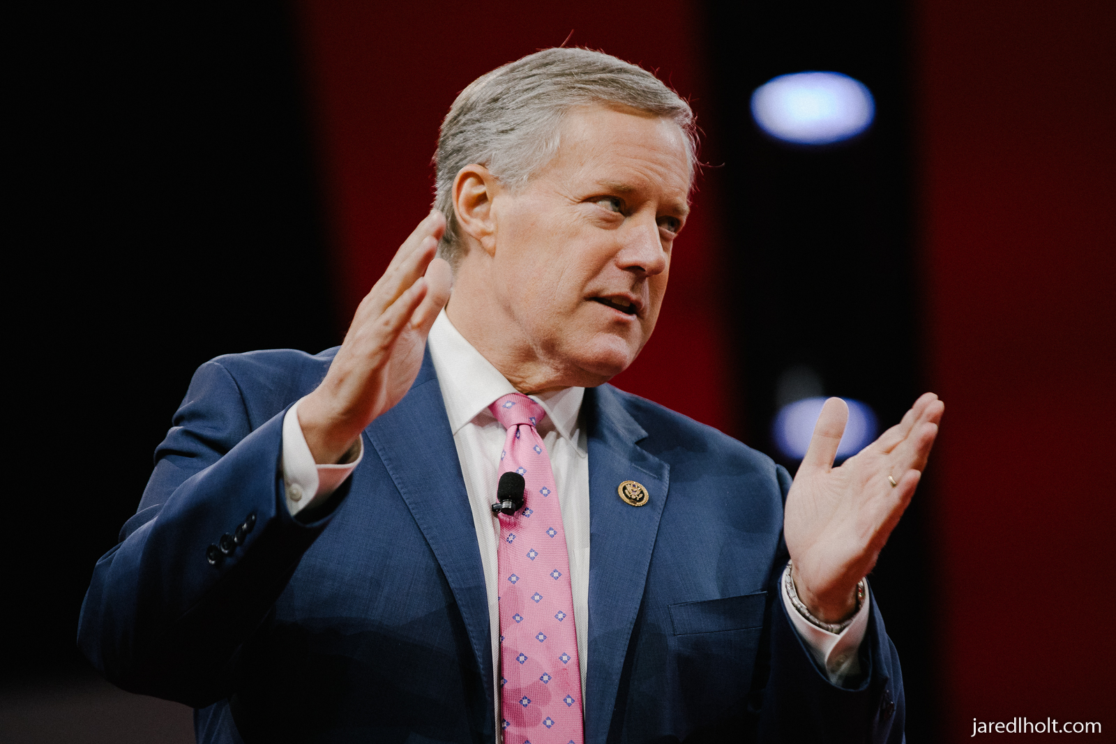 Rep. Mark Meadows of North Carolina