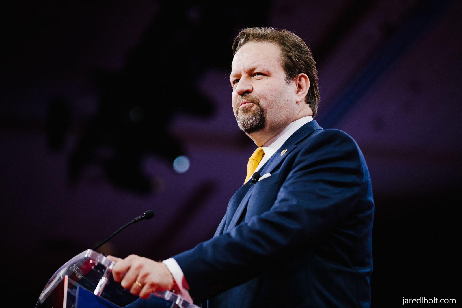 Dr. Sebastian Gorka, former White House aide and Salem Broadcast Network radio host