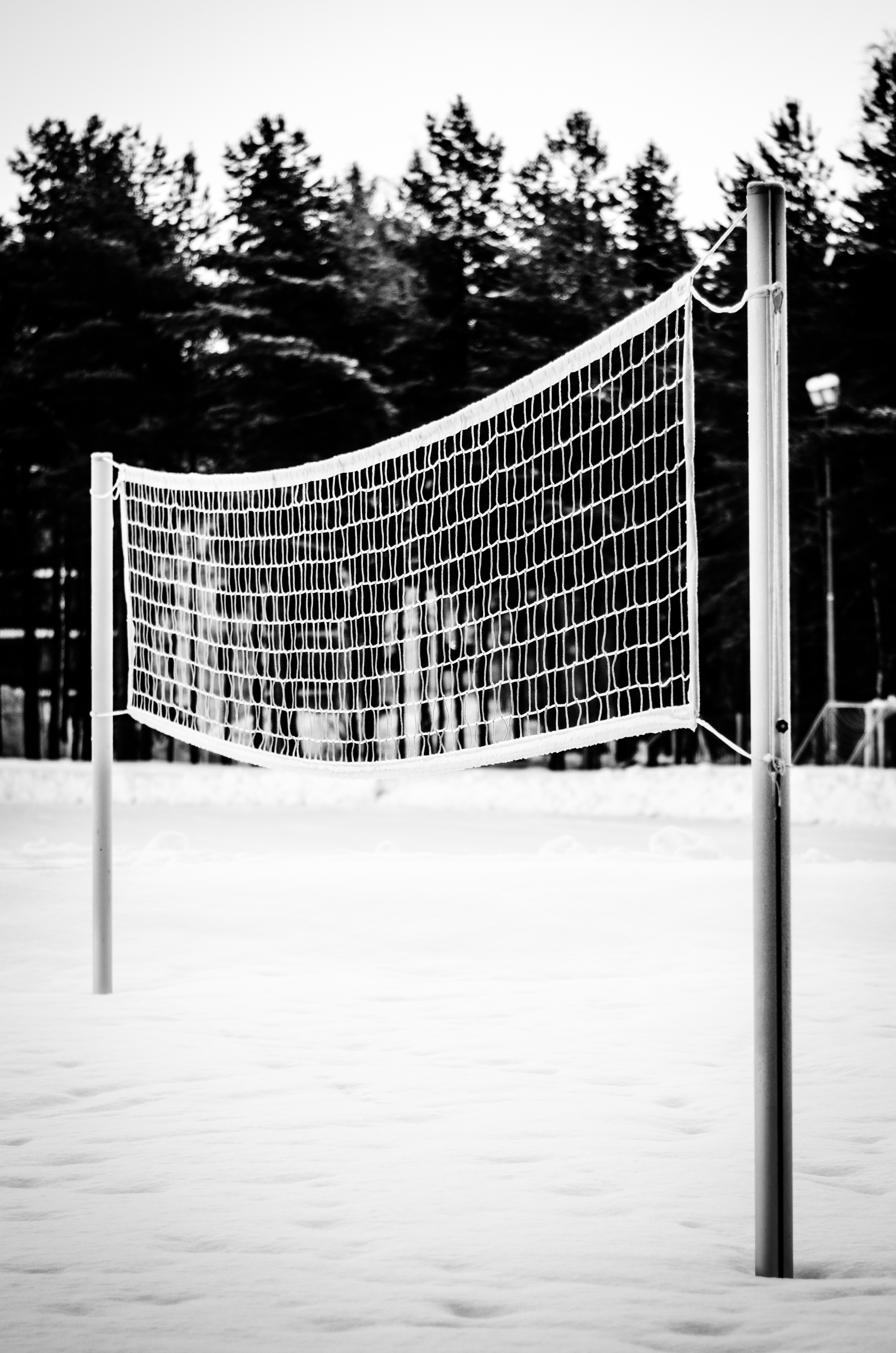 Day 005: Beach volley anyone?