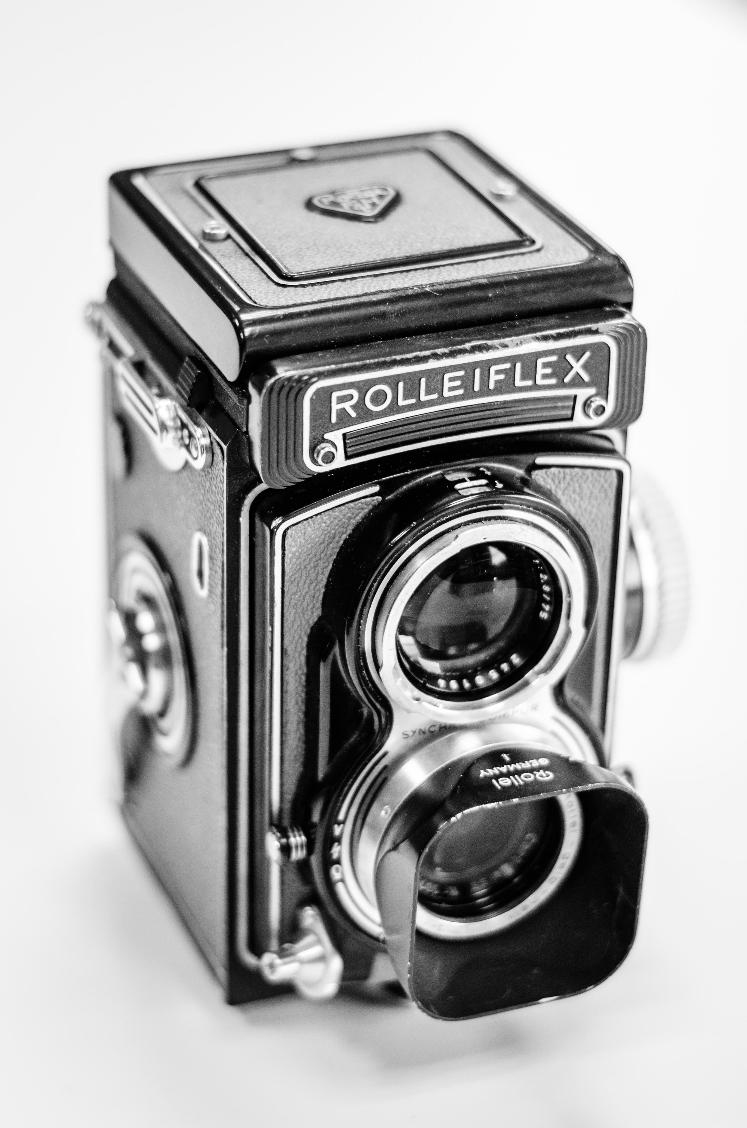 Day 012: Rolleiflex