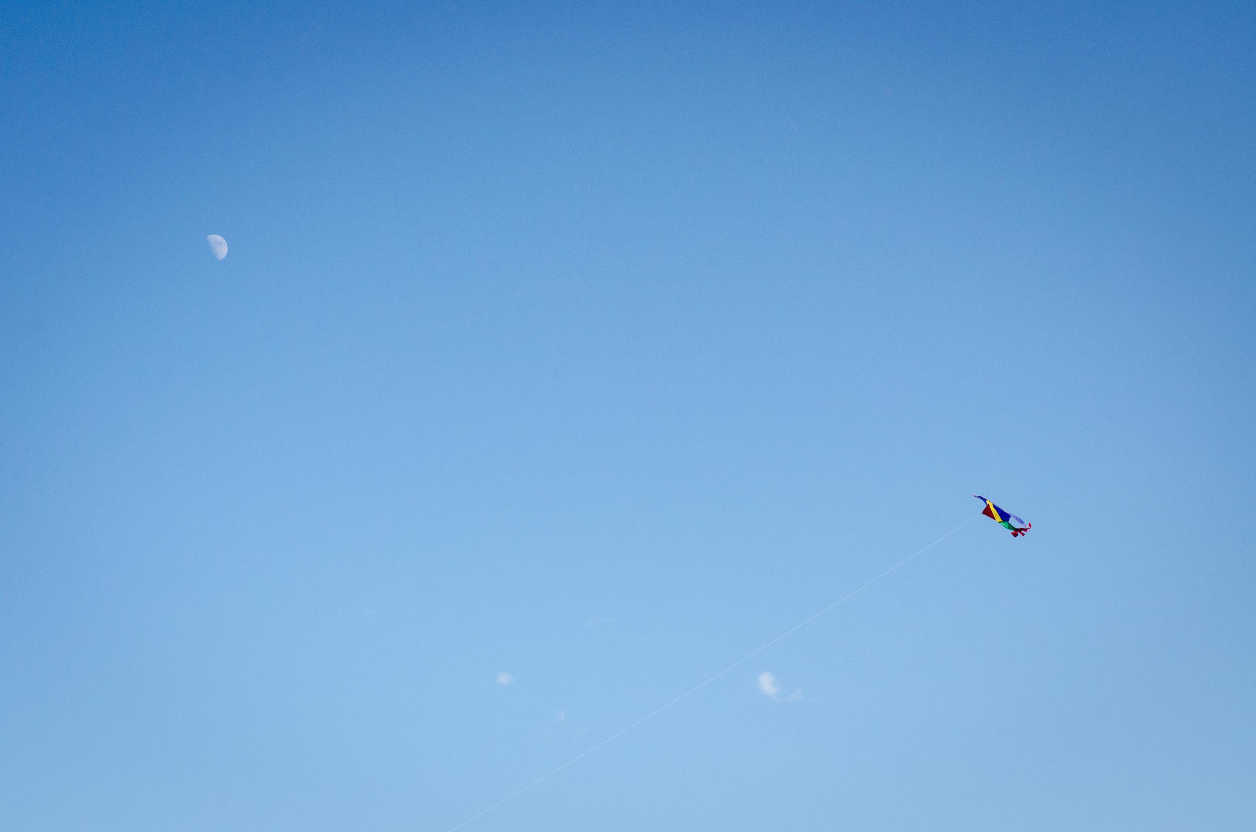 Day 140: Flying kites