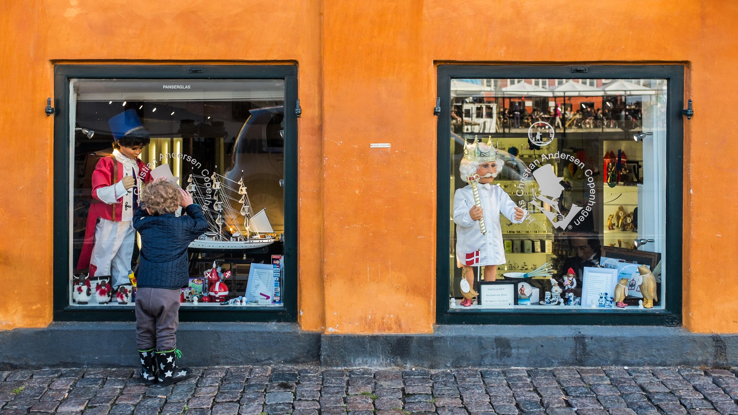 Hans Christian Andersen Copenhagen