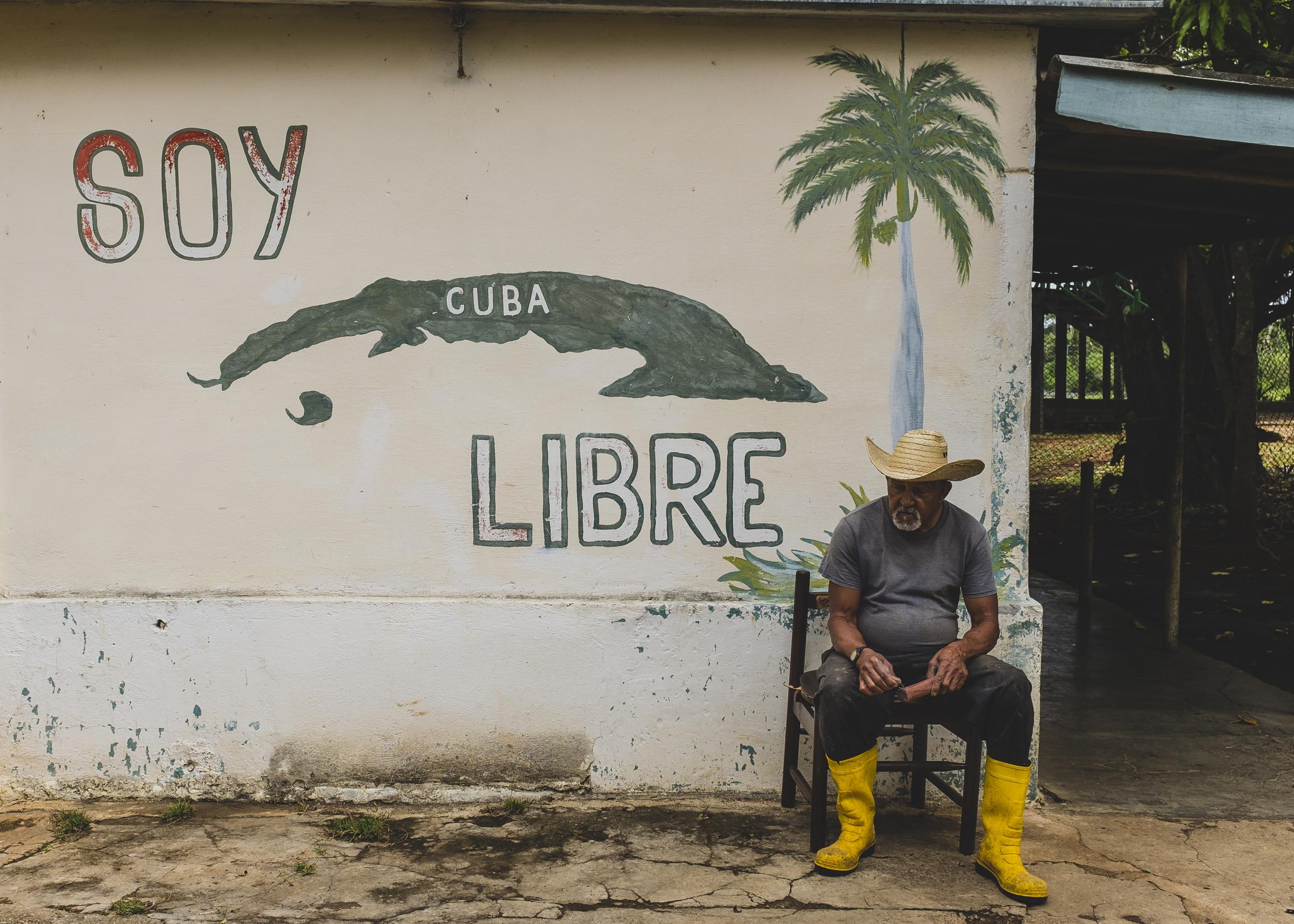 Soy (Cuba) Libre