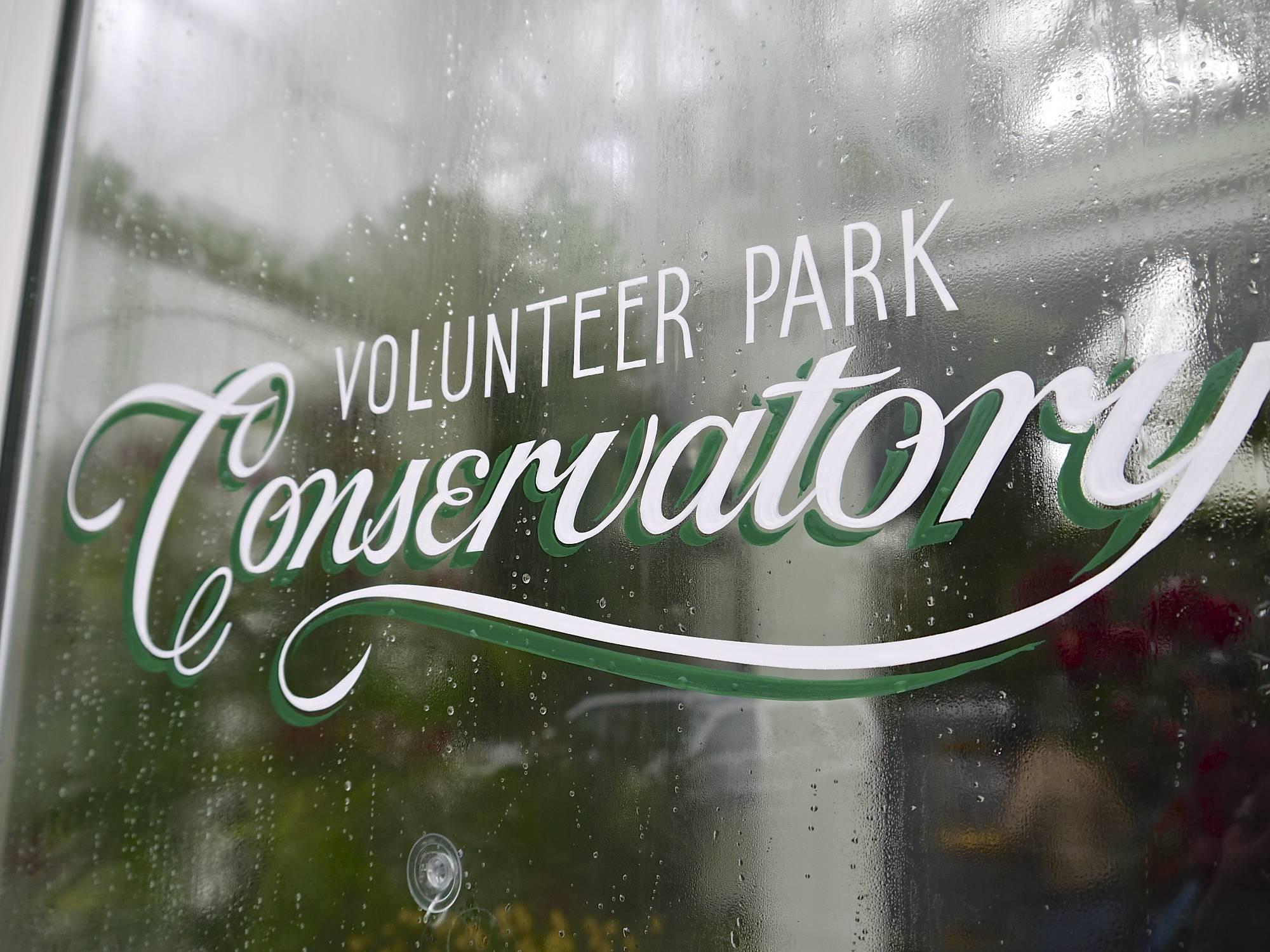 Volunteer Park Conservatory
