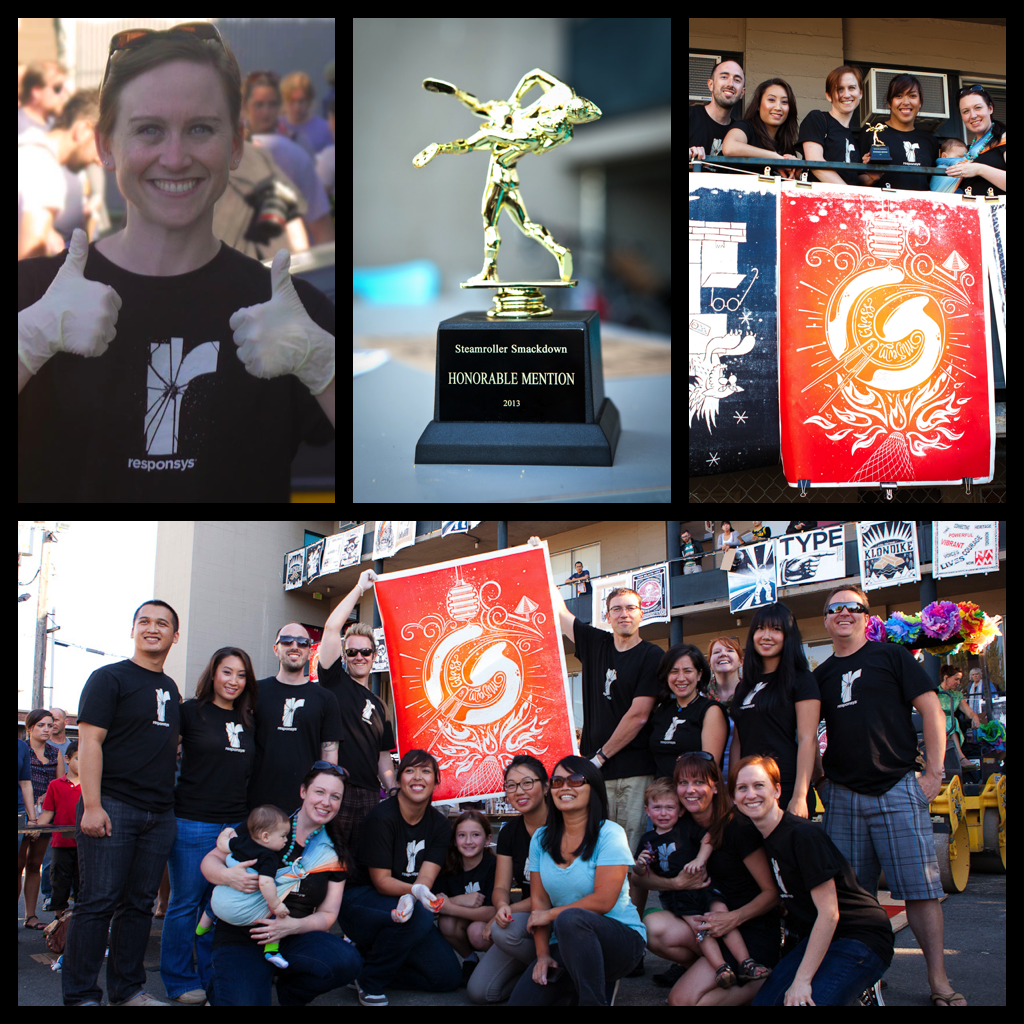 Yay Team Responsys (photo credit to some of these to Henry Alva)