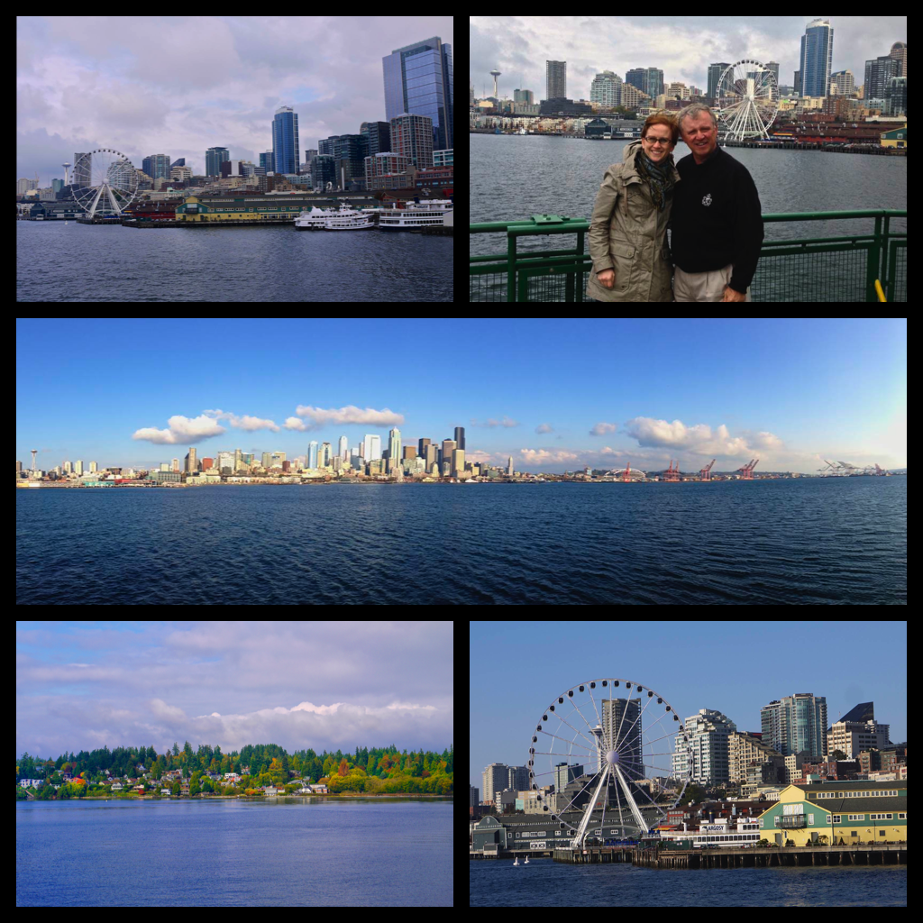 Ferry Ride to Bainbridge & Back