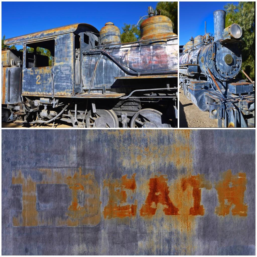 Borax Company Train