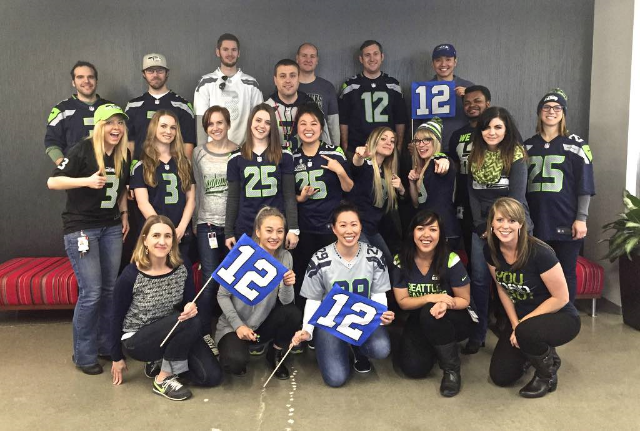 Oracle Office - Blue Friday