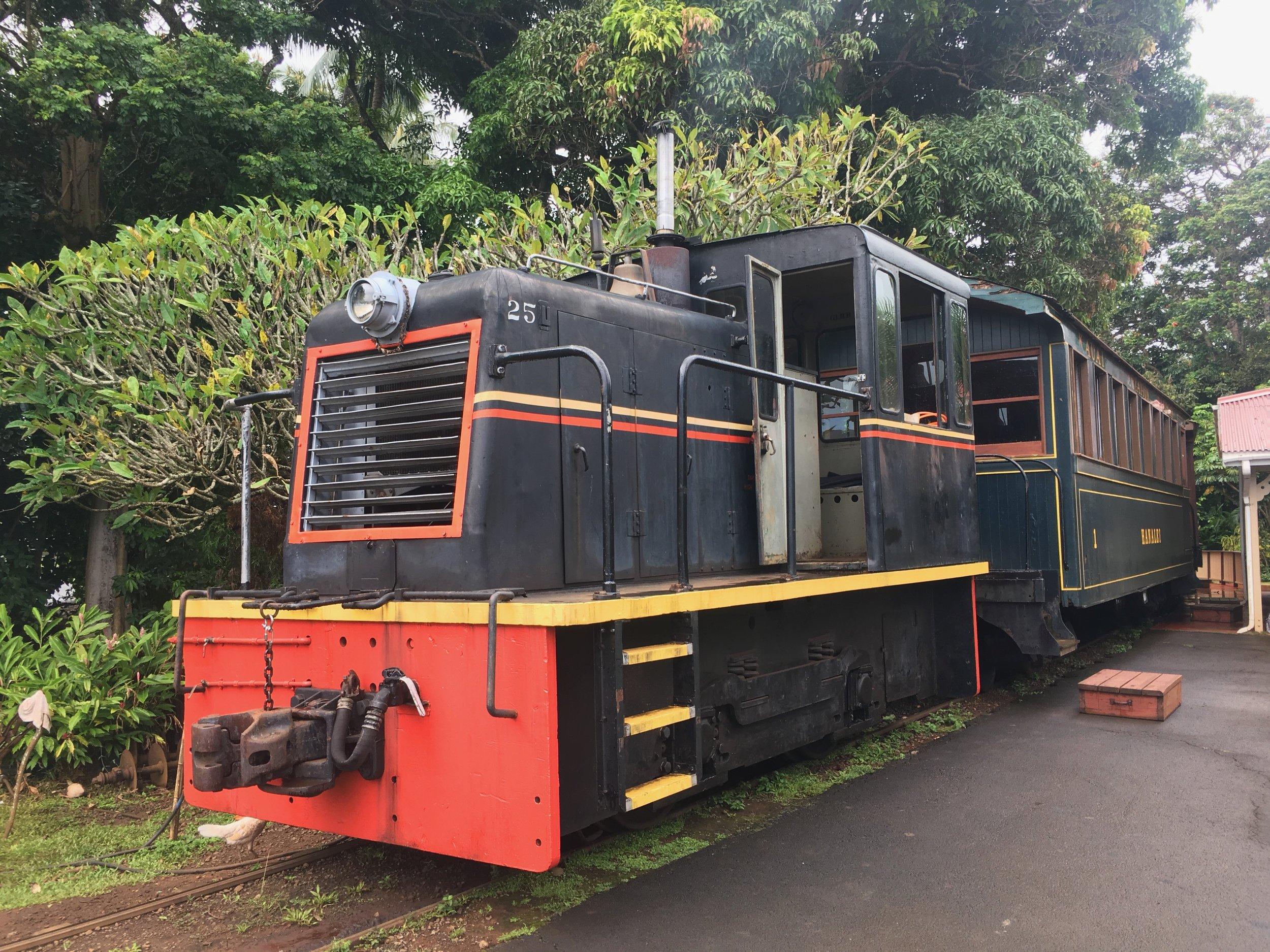 The Train Engine, Whoo Whoo!