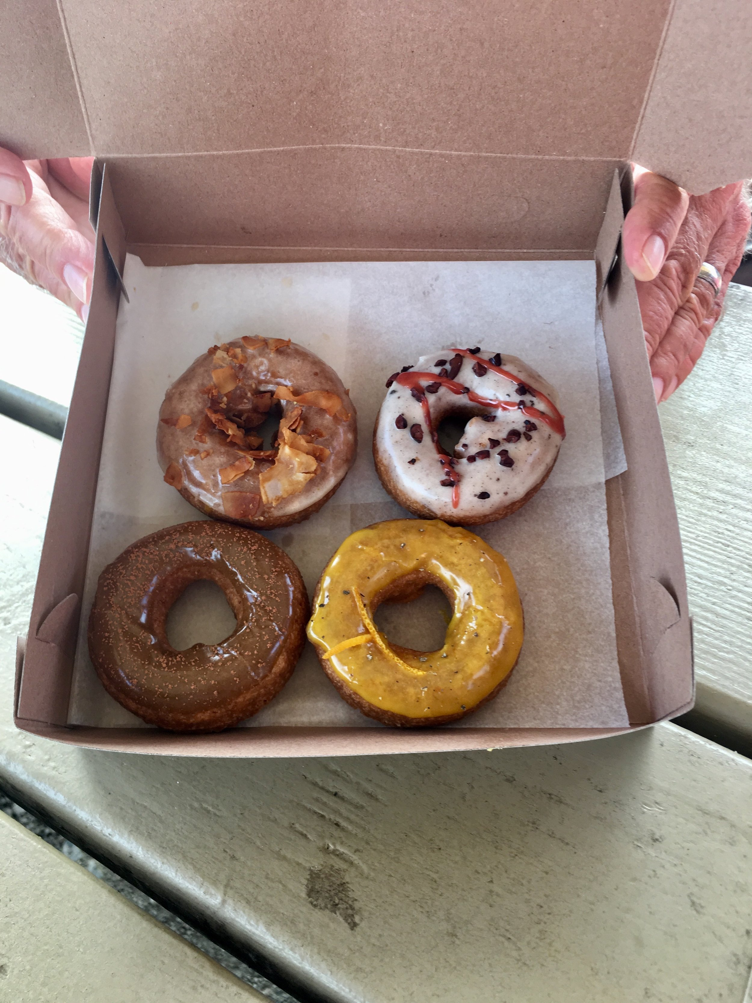 The Donuts!
