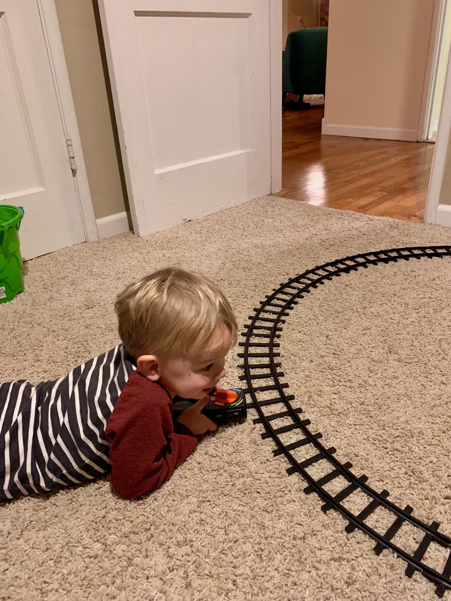 A Favorite Gift: Polar Express Lionel Train
