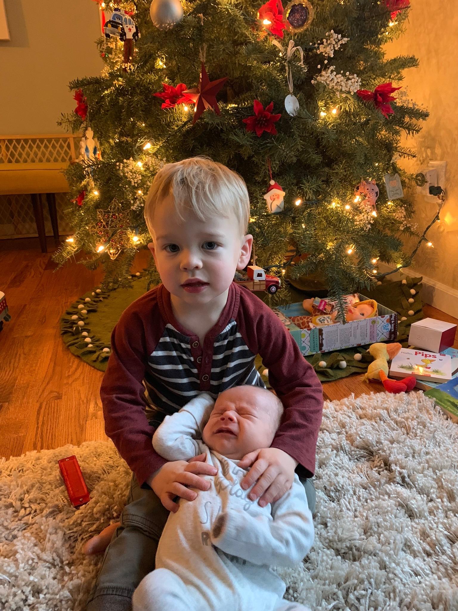 Christmas Brothers