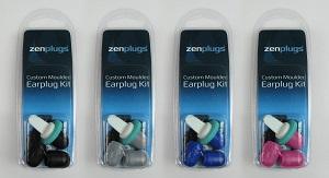 ZenPlugs Molded Ear Plugs Sale