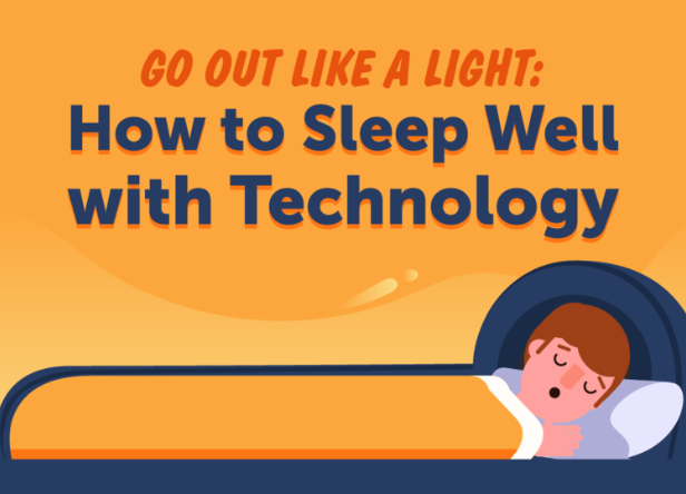 Snoring And How To Sleep Well With Technology - Infographic
