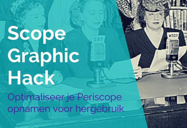 Scope Graphic Hack