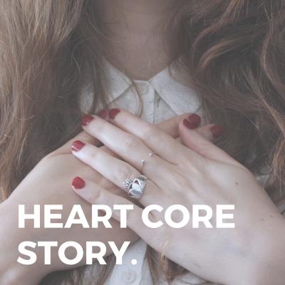 Alles start bij the heart core story.