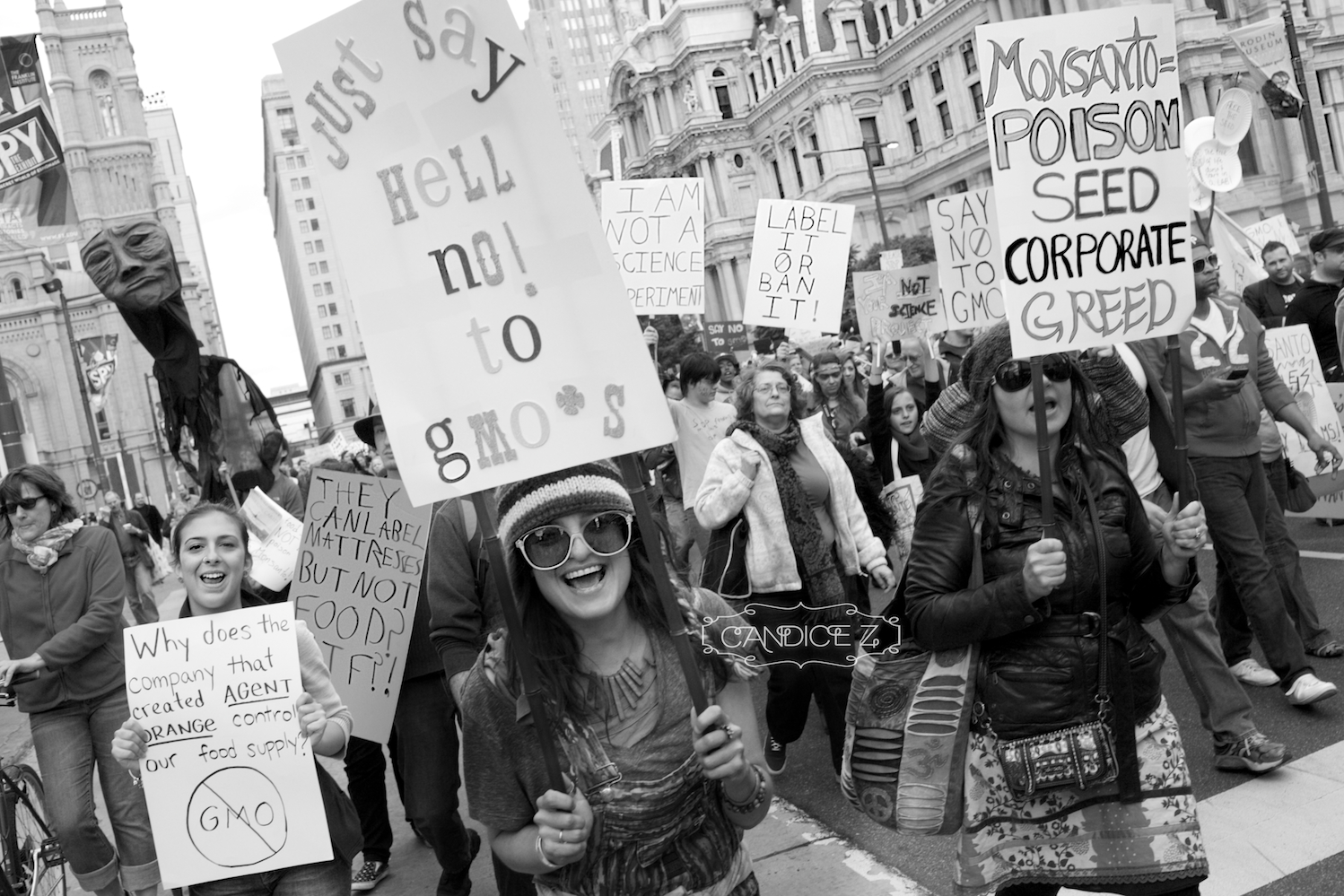 march against monsanto philaldelphia 2013