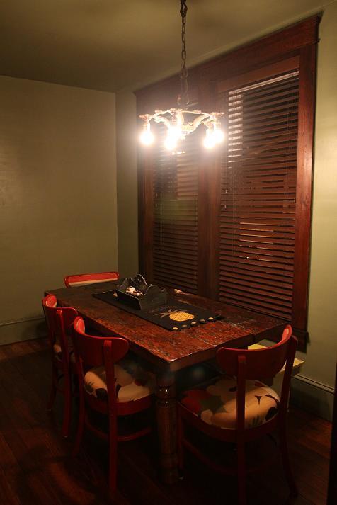 Cherry Run Suite: Dining Area