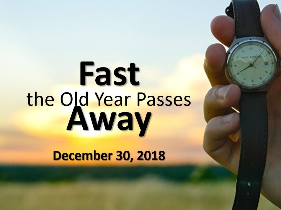 Fast Away - The Old Year Passes