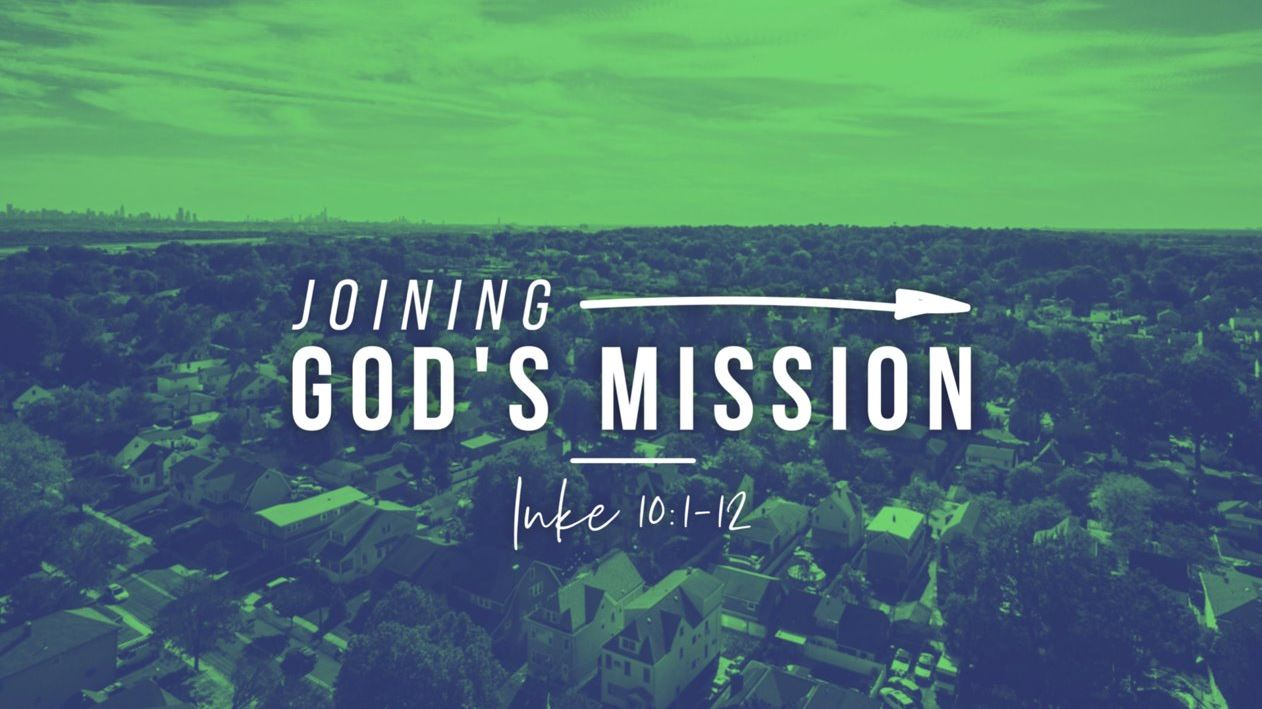 Joining God's Mission