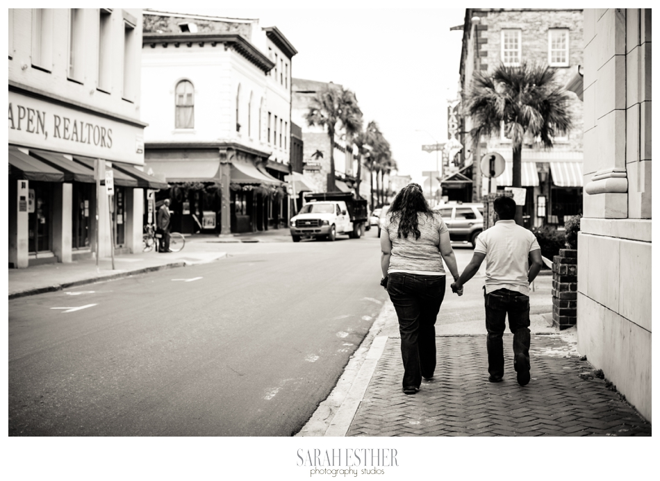 I love the streets of Savannah!
