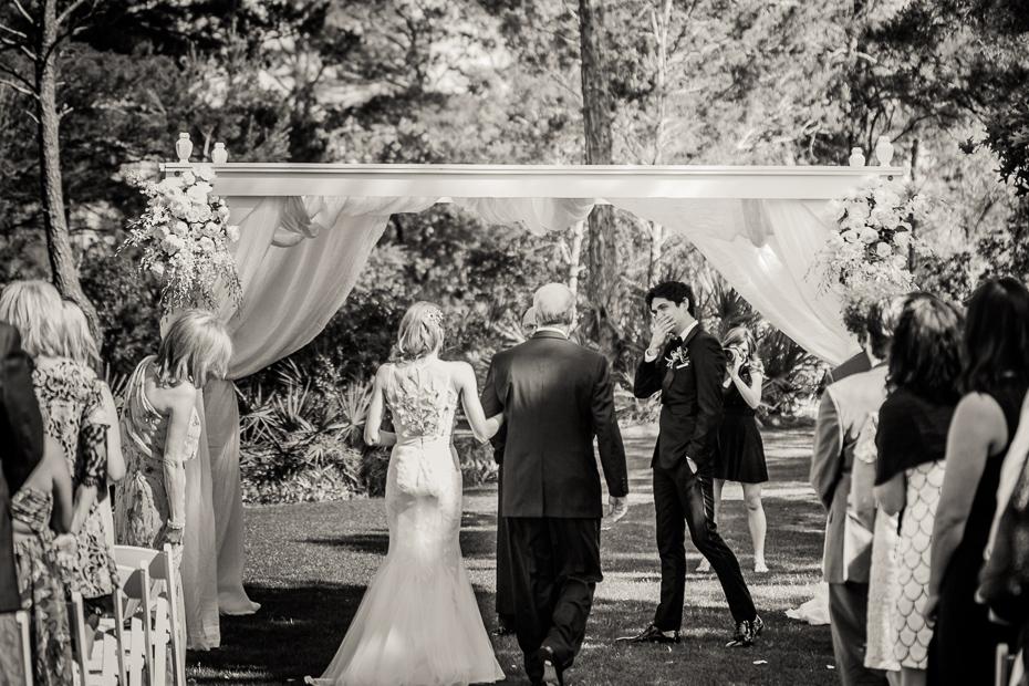 alys beach wedding groom reaction.jpg
