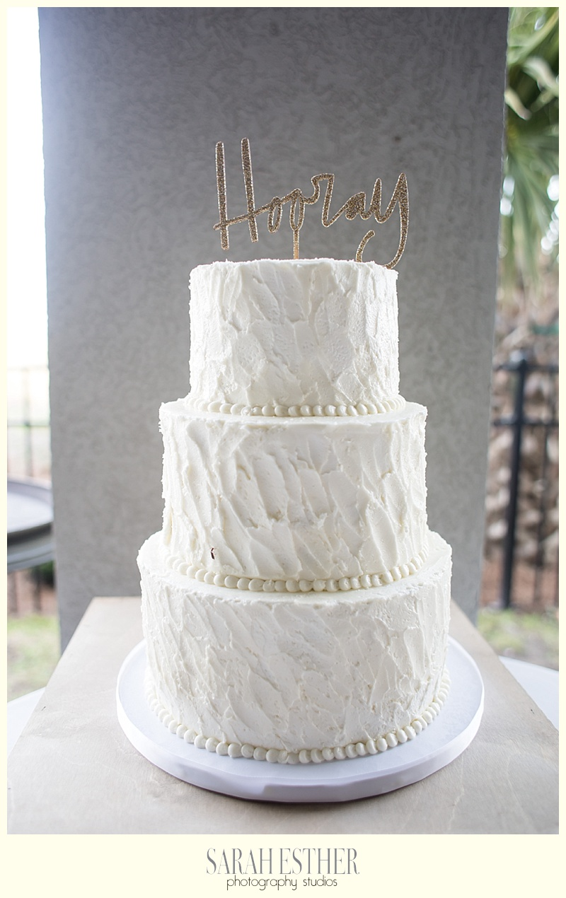 wedding cake destination wedding hilton head south carolina