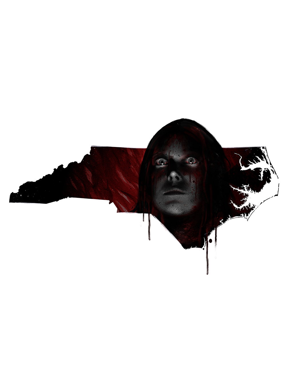 United States of Horror: North Carolina / Carrie