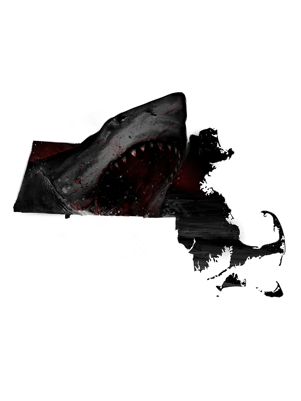 United States of Horror: Massachusetts / Jaws