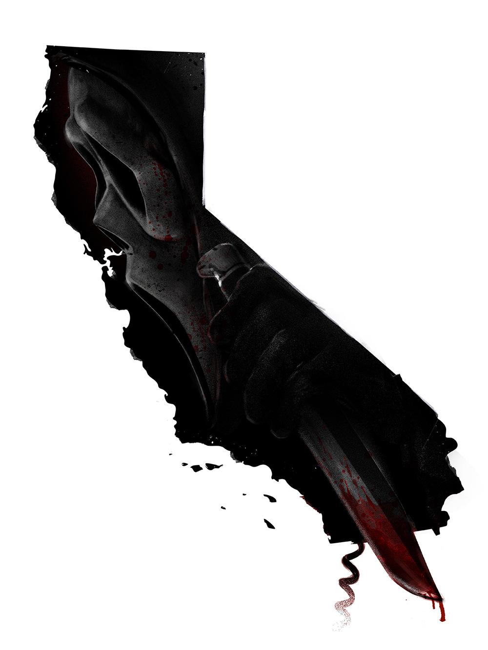 United States of Horror: California